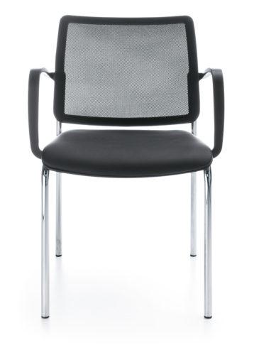 Krzesło konferencyjne Bit 575 chrome 2P