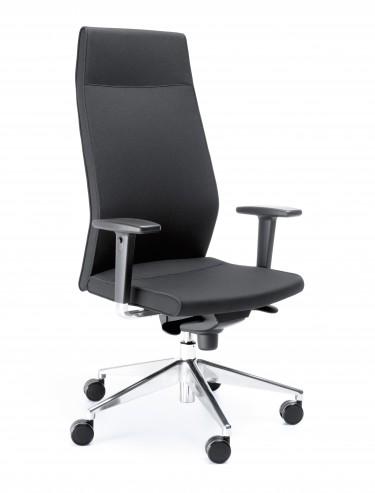 Fotel obrotowy ACTIVE 11S chrom P48PU