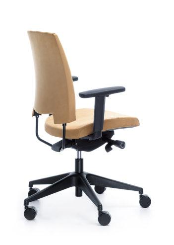 Krzesło obrotowe ARCA 21SL czarny P54PU