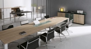 Biurko gabinetowe MARO GRAF stół konferencyjny
