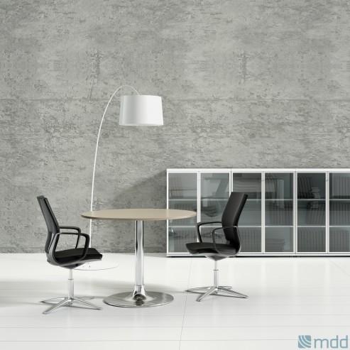 Meble gabinetowe Crystal stolik