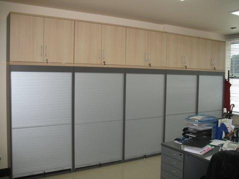 DB Meble realizacja 2013 szafy do archiwizacji ddokumentów