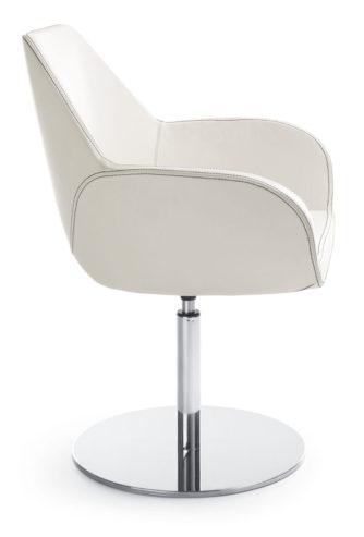Krzesło konferencyjne FAN 10R chrom