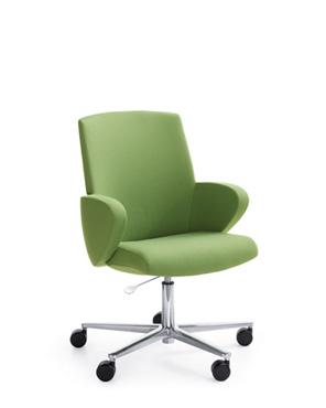 Krzesło obrotowe FORMAT 20E CHROM