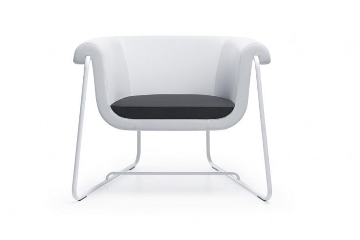 Fotel Hover 10 RAL 9003