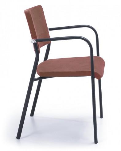 Krzesło konferencyjne Kala 570 H czarny