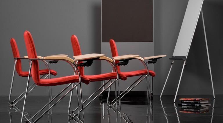 Krzesła audytoryjne Samba TE