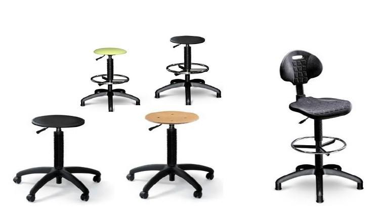 Krzesła laboratoryjne DB Meble