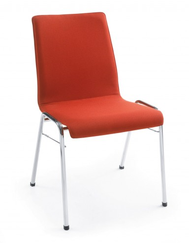 Krzesło LIGO K43 H chrom