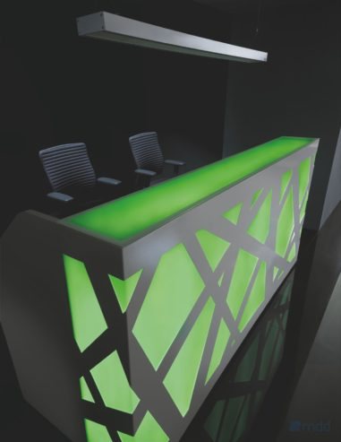 Lada Zig-Zag zielona