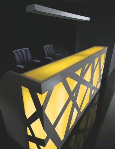 Lada Zig-Zag żółta