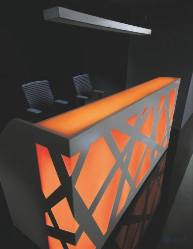 Lada Zig-Zag pomarańczowa