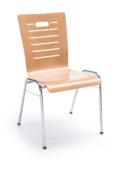 Krzesło Ligo K14 H chrome