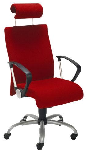 Krzesło obrotowe Neo II HR gtp9 steel02 alu EpronSyncron