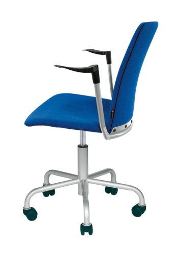 Krzesło obrotowe OLO 11E metalik 2P