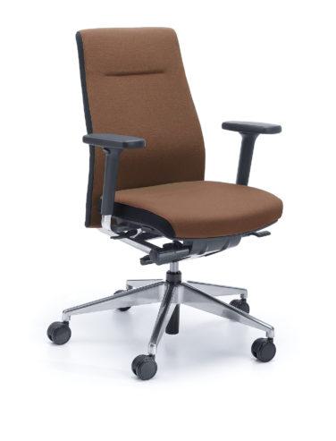 Krzesło obrotowe ONE 11SL P43 chrom
