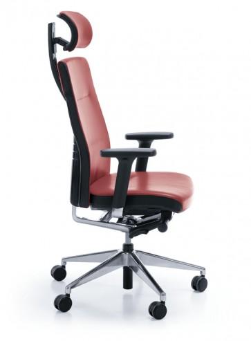 Krzesło obrotowe ONE 12SL P43 chrome