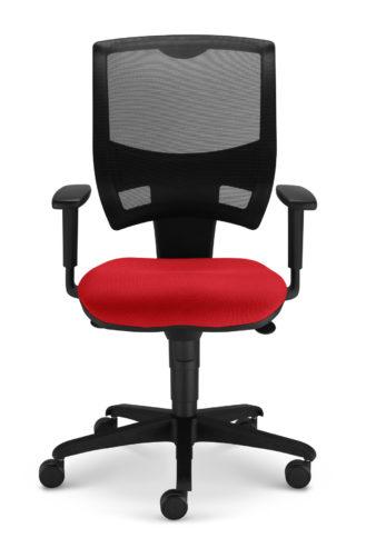 Krzesło obrotowe Officer net R9I TS16 EpronSyncron OP24N YB105