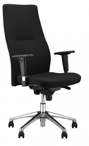 Krzesło obrotowe Orlando HB R16H steel28 chrome EpronSyncron YB009