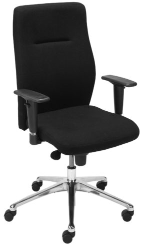Krzesło Orlando UP R16H steel28 chrome EprnSyncron seat sliding YB009
