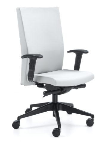 Krzesło obrotowe PLAYA 11SL Czarny P45PP