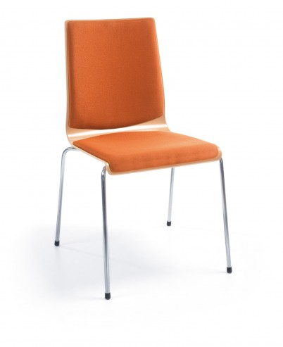 Krzesło Resso K23 H chrome_bok