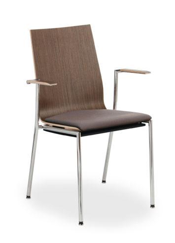 Krzesło SENSI K2H chrom 2P