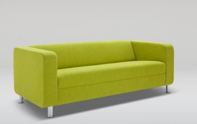 Sofa Cubby na nóżkach