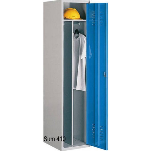 Szafa ubraniowa metalowa Sum410st
