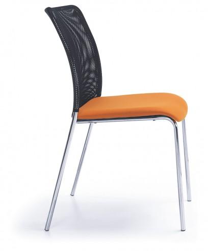 Krzesło Sun H chrom