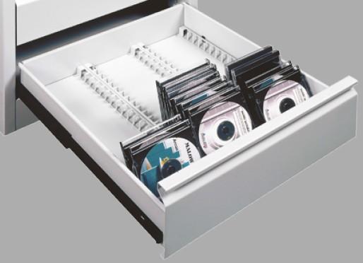 Szafki metalowe na cd szuflada