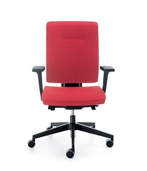 Krzesło obrotowe XENON 10STL czarne P59