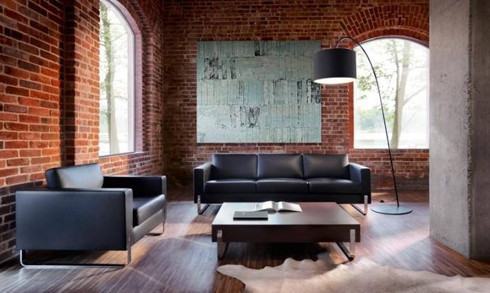 Sofy i fotele recepcyjne