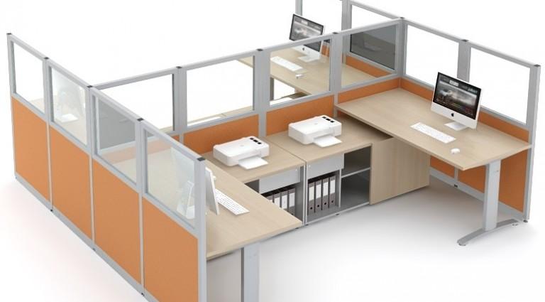 Ścianki działowe biurowe DB Meble