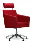 Fotel Atrium HR chrome LE-05