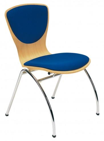 Krzesło Bingo chrome plus C14