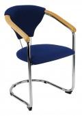 Krzesło Kelly chrome C14
