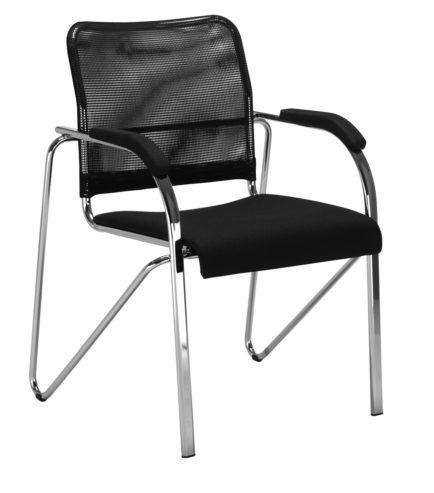 Krzesło Samba net chrome YB009