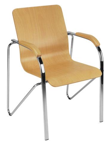Krzesło Samba wood 1007