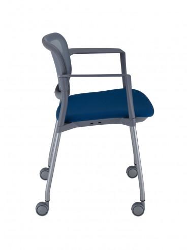 Krzesło Step 32GR FLGR RLGR ARM OX007 bok