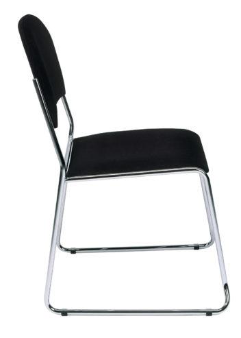 Krzesło Vesta chrome bok