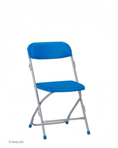 Krzesło polyfold alu