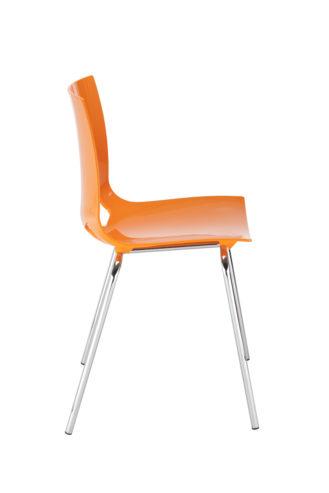 FONDO chrome orange bok