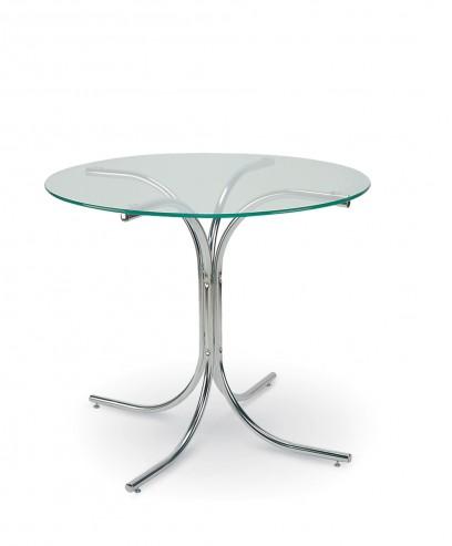 Stolik ROZANA chrome clear glassfi800